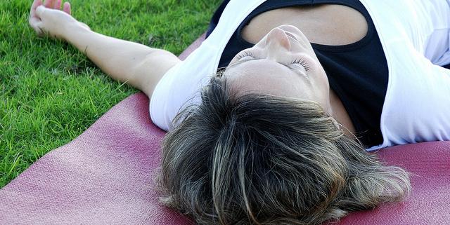 Yoga Nidra voor extra rust en ontspanning